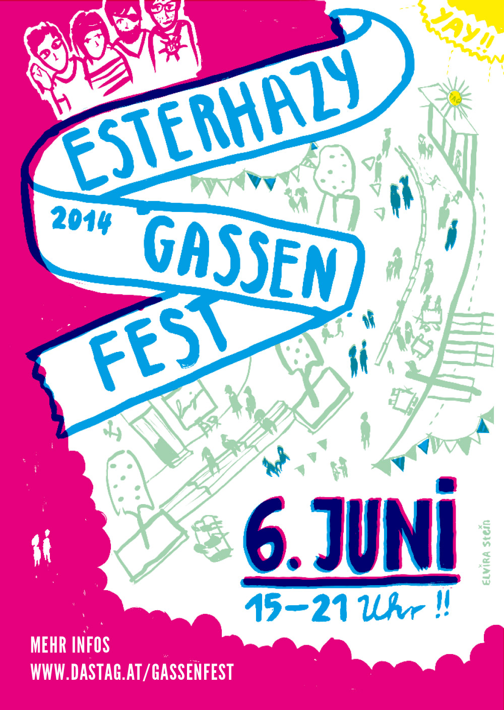Esterhazygassenfest 2014
